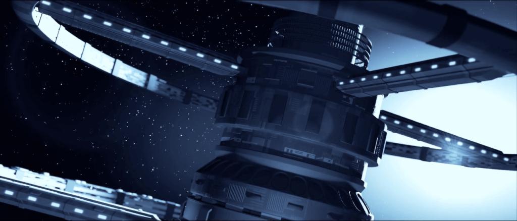 Station spatiale Athena, 2540